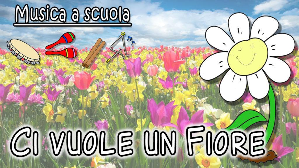 Ci vuole  un fiore 🌼
