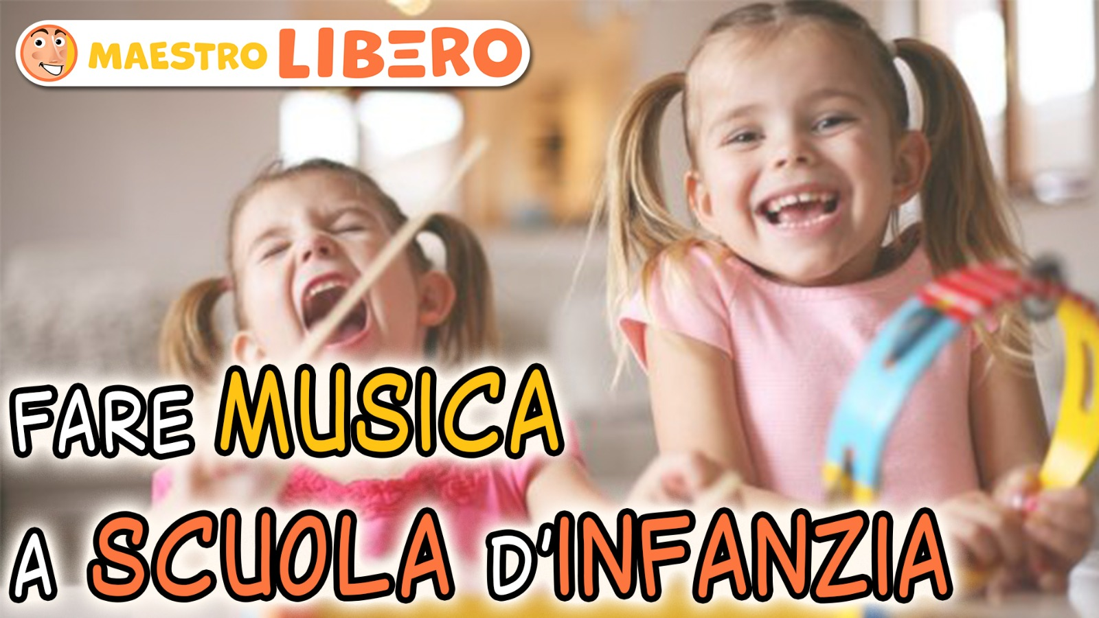 fare musica nella scuola dell'infanzia