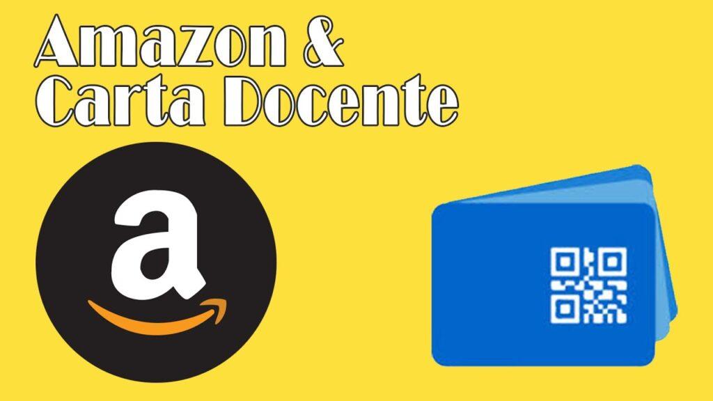 Carta Docente su Amazon